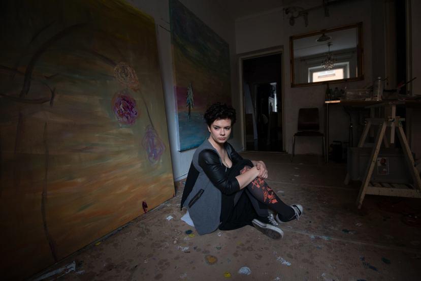 """""""Sanoja joita et haluaisi kuulla!"""" 2015, Kuva Charlotta Boucht"""