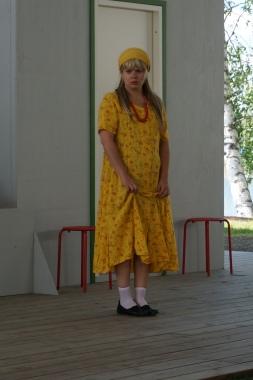 Toivo Ryynäsen elämä ja teot - Utran Uusi teatteri 2019, Kuva: Janne Turunen